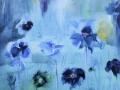 Blue forever 40x40